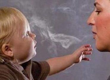 MORTE IMPROVVISA INFANTILE: SE LA MADRE FUMA, IL RISCHIO AUMENTA.