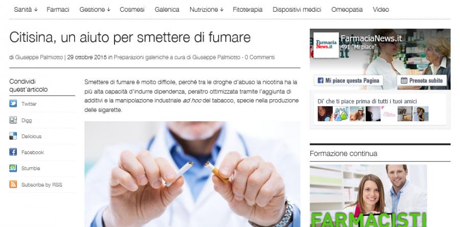 Smettere di fumare - Forum - dipendenza-da-nicotina.segnostampa.com - Salute e benessere